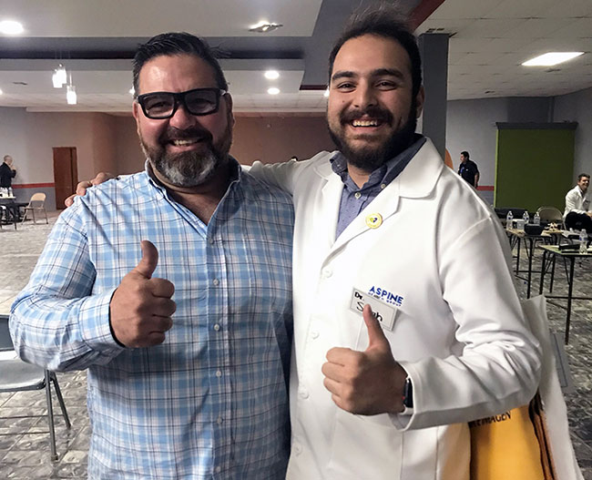 Dallas chiropractor Dr. Shah's mission for the community