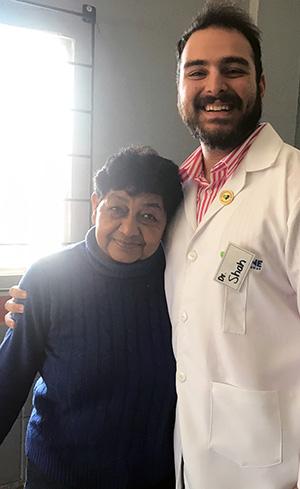 Chiropractic care for seniors in Dallas